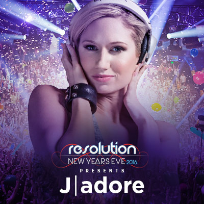 J|adore: Resolution 2016 Denver NYE Entertainment