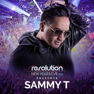 Sammy T: Resolution 2016 Denver NYE Entertainment