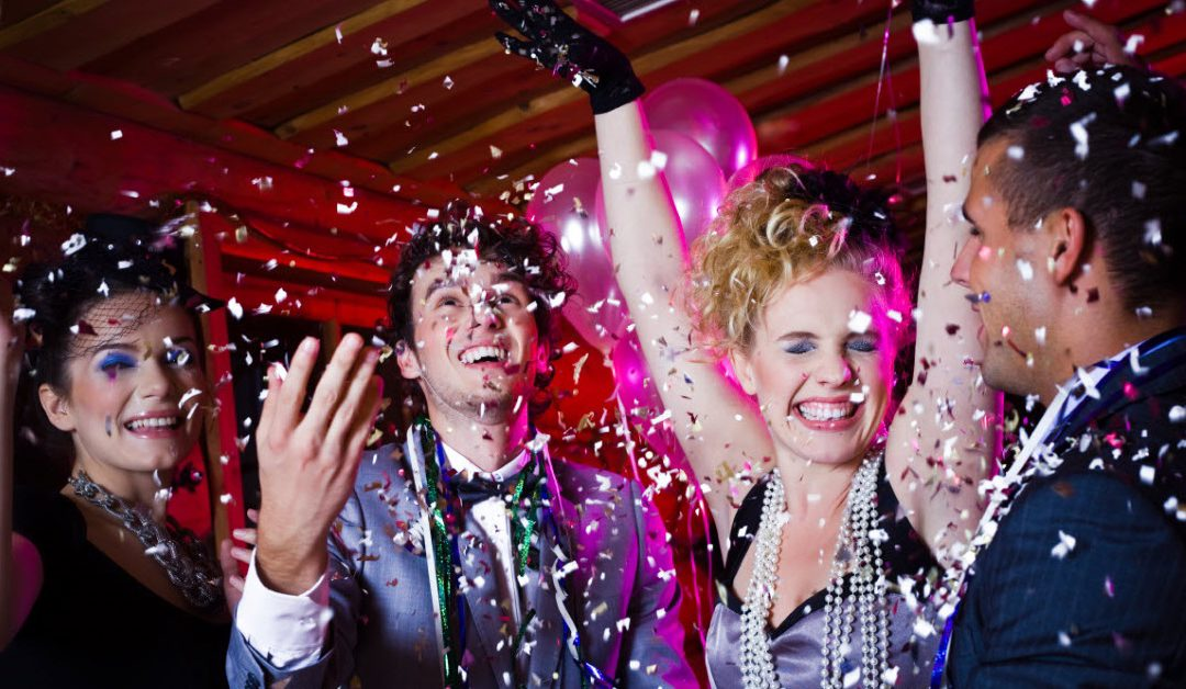 A Guide to the Best NYE Parties in Denver